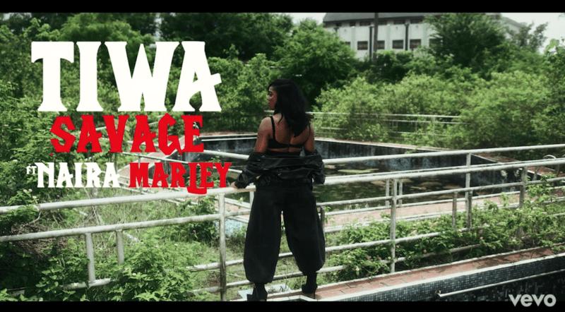 Tiwa Savage ft Naira Marley - ''Ole'', JotNaija