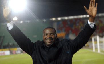 Former Super Eagle Coach Austin Eguuavoen set to take up the managerial position at top Malian club Malien De Bamako