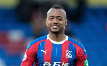 Ghana and Crystal Palace Player Jordan Ayew is the latest EPL. player to test positive for Coronavirus.