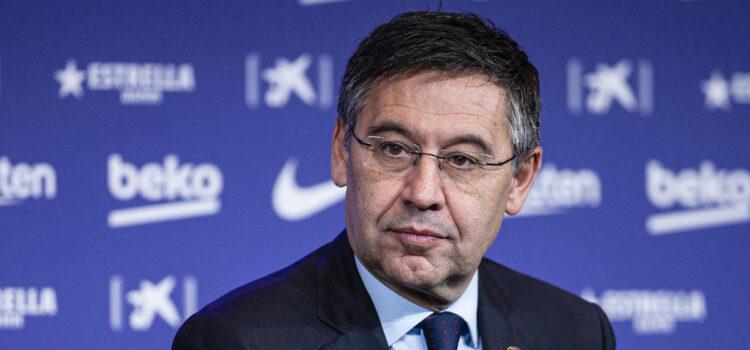 Barcelona president, Josep Maria Bartomeu, and his entire board of directors resign