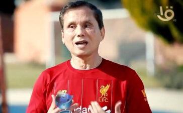 Ezzeldin Bahader, 74 from Egypt has been named the world oldest footballer
