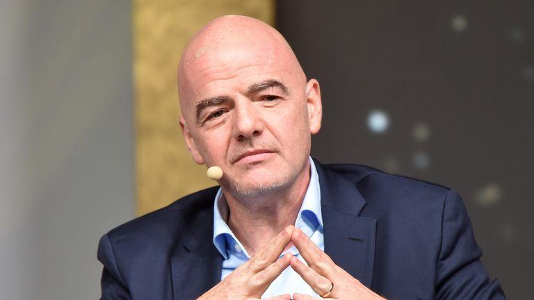 Fifa president, JotNaija
