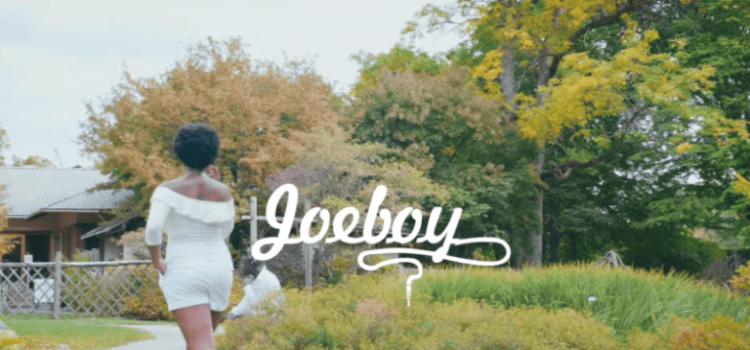 Dance Video version of Joeboy song Lonely