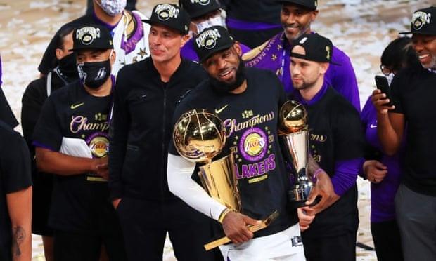 Los Angeles Lakers, JotNaija