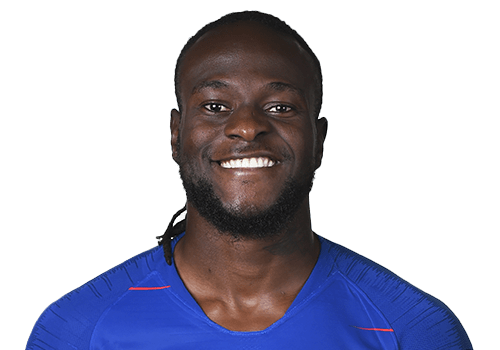 Victor Moses completes a loan move to Spartak Moscow from Chelsea.