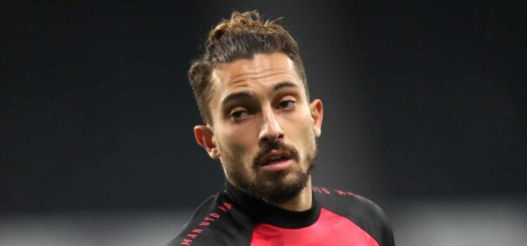 Newly signed Manchester United left-back Alex Telles falls prey to Coronavirus