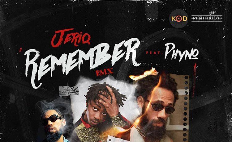 Jeriq ft. Phyno – Remember, JotNaija