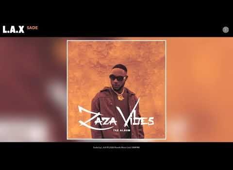[ALBUM ]L.A.X – ZaZa Vibes