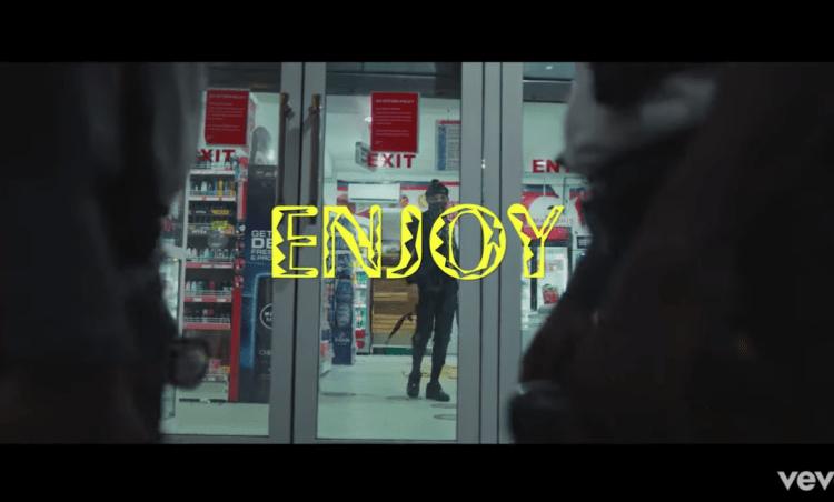 "Tekno – ""Enjoy"" video, JotNaija"