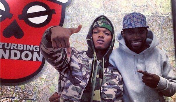 """Don't let me get y'all cus imma fu*ck you up''[Wizkid Threatens Uk Rapper Tinie Tempa over unpaid loans."