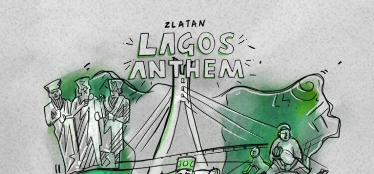 Zlatan Ibile – Lagos Anthem MP3 Download Audio.