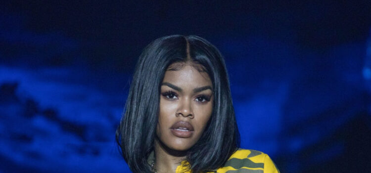Singer] Teyana Taylor tackles Grammy Awards organizers for nominating only men in the R&B Album Category