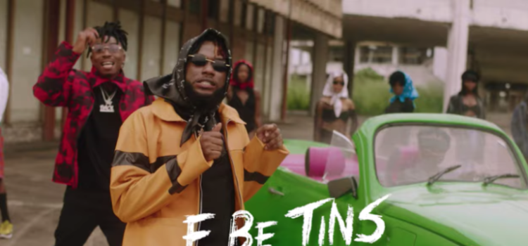 Dremo – E Be Tinz ft. Mayorkun