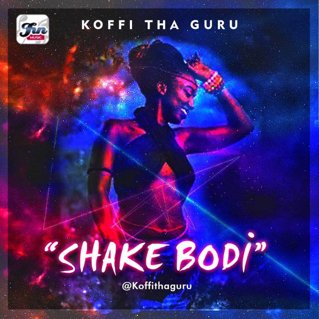 Koffi Ft eLDee - Shake Body (Remix), JotNaija