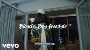 Ice Prince – Bicycle Boy Freestyle