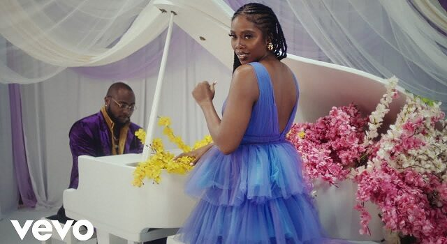 Tiwa Savage Ft Davido Park Well Video
