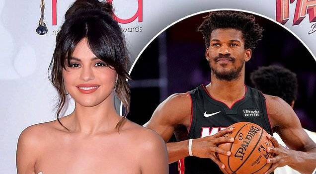 selena Gomes dating Jimmy Butler