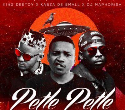 King Deetoy, Kabza De Small & DJ Maphorisa ft Mhaw Keys – Maruru