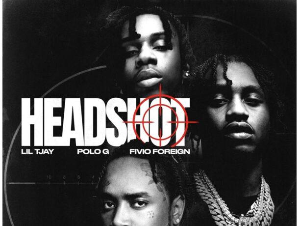 Lil Tjay – Headshot, JotNaija