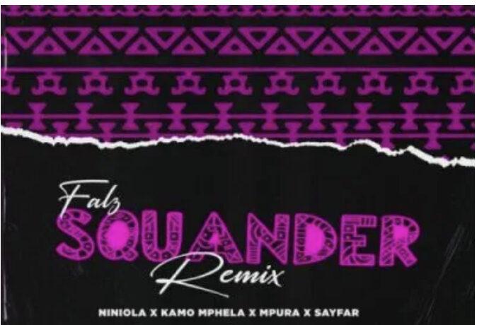 Falz – Squander (Remix), JotNaija