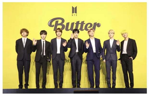 BTS Butter, JotNaija